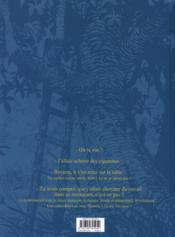 Le grand Mort T.3 ; Blanche - 4ème de couverture - Format classique