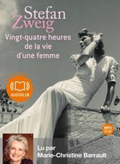 Vingt-quatre heures dans la vie d'une femme - Couverture - Format classique