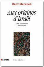 Aux origines d'Israël - Couverture - Format classique