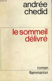 Le Sommeil Delivre. - Couverture - Format classique