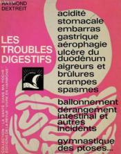 Les Troubles Digestifs. - Couverture - Format classique