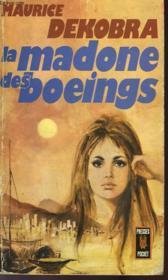 La Madone Des Boeings - Couverture - Format classique