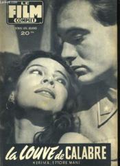 Film Complet N° 538 - La Louve De Calabre - Couverture - Format classique