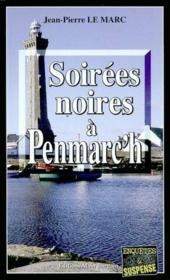Soirees Noires A Penmarc'H - Couverture - Format classique