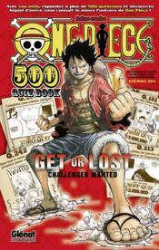 One Piece ; quiz book t.1 - Couverture - Format classique