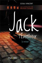 Jack l'éventreur, le retour - Couverture - Format classique