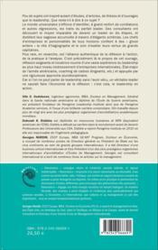 Leadership en action ; leadership in action - Couverture - Format classique