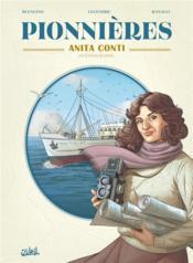 Pionnières ; Anita Conti, océanographie - Couverture - Format classique