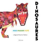Dinosaures : mon imagier futé - Couverture - Format classique