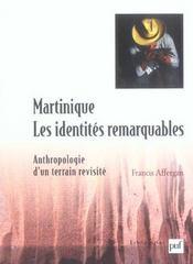 Martinique, les identités remarquables - Intérieur - Format classique