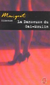 La danseuse du Gai-Moulin - Intérieur - Format classique
