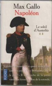 Napoléon t.2 ; le soleil d'Austerlitz - Couverture - Format classique