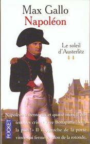 Napoléon t.2 ; le soleil d'Austerlitz - Intérieur - Format classique