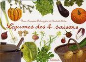 Légumes des 4 saisons - Intérieur - Format classique