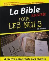 La bible illustrée pour les nuls - Intérieur - Format classique