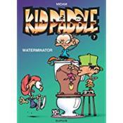 Kid Paddle t.7 ; waterminator - Couverture - Format classique