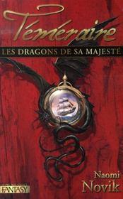 Téméraire t.1 ; les dragons de sa majesté - Intérieur - Format classique
