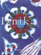 Iznik ; la céramique turque et l'art ottoman - Intérieur - Format classique