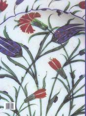 Iznik ; la céramique turque et l'art ottoman - 4ème de couverture - Format classique