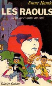 Les Raouls ou la Vie comme au ciné - Couverture - Format classique