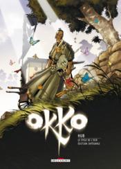 Okko ; le cycle de l'air ; t.5 et t.6 - Couverture - Format classique