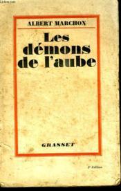 Les Demons De L Aube. - Couverture - Format classique