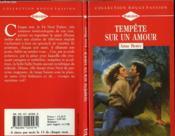 Tempete Sur Un Amour - The Storm Within - Couverture - Format classique