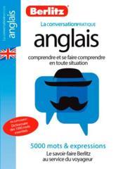 Guide de conversation anglais - Couverture - Format classique