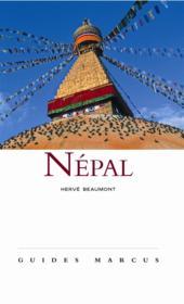 Népal - Couverture - Format classique