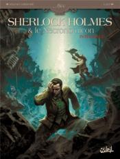 Sherlock Holmes et le necronomicon ; intégrale - Couverture - Format classique