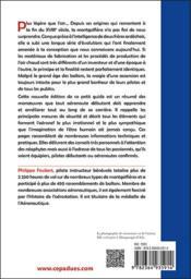Le guide pratique du pilote de montgolfière (2e édition) - 4ème de couverture - Format classique