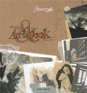 Artbook ; bricoles, gribouillis et fonds de tiroirs - Couverture - Format classique