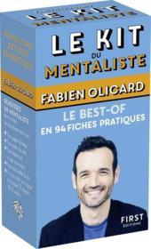 Le kit du mentaliste ; le best-of en 94 fiches pratique - Couverture - Format classique