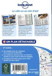 Marseille (6e édition) - 4ème de couverture - Format classique
