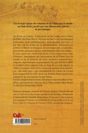Le léopard de Kubilai Khan ; une histoire mondiale de la Chine - 4ème de couverture - Format classique