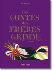 Les contes des frères Grimm - Couverture - Format classique