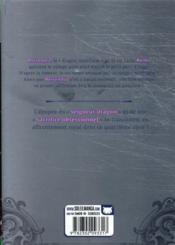 Le puissant dragon vegan T.4 - 4ème de couverture - Format classique