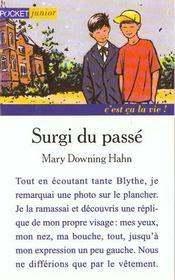 Surgi Du Passe - Intérieur - Format classique