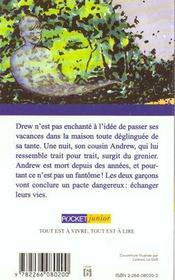 Surgi Du Passe - 4ème de couverture - Format classique