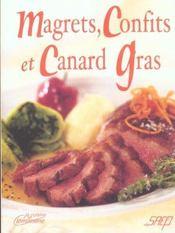 Magrets, confits et canard gras - Intérieur - Format classique