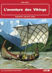 L'aventure des vikings - Couverture - Format classique