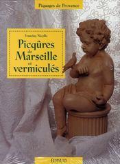 Picqûres de Marseille et vermiculés - Intérieur - Format classique