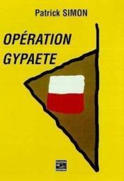 Operation Gypaete - Couverture - Format classique