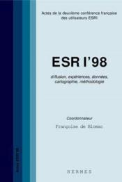 Esri'98 - Couverture - Format classique