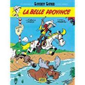 Les nouvelles aventures de Lucky Luke t.1 ; la belle province - Couverture - Format classique