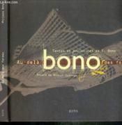 Bono - Au-Dela Des Formes - Couverture - Format classique