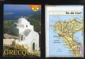 Iles grecques - Couverture - Format classique