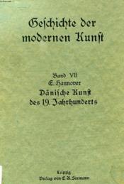 Danische Kunst Des 19. Jahrhunderts - Couverture - Format classique