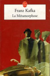 La métamorphose ; étude sur Vladimir Nabokov - Couverture - Format classique