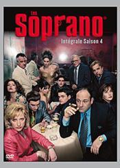 Les Soprano - Saison 4 - Couverture - Format classique